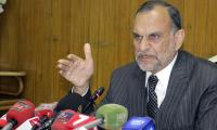 ECP seeks in-person explanation from Azam Swati over allegations