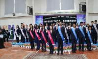 PECB Student Council takes oath at investiture ceremony held in Beijing