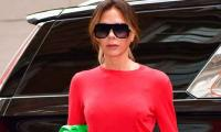 Victoria Beckham Enjoys Dinner Date With Hubby David And Daughter Harper In L A