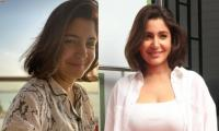 Anushka Sharma Looks Radiant In Perfect Sun-kissed Selfie, Wishes Fans 'good Morning'
