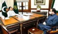 PM directs CM Punjab to ramp up efforts for curbing inflation