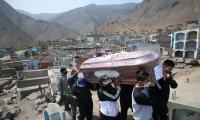 With highest Covid death rate, Peru death toll crosses 200,000 mark