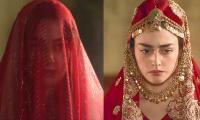 Esra Bilgic Ties The Knot In Latest Trailer Of 'Kanunsuz Topraklar'