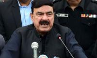 Sheikh Rasheed says talks with banned outfit 'successful'