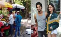 Ishaan Khatter Checks Up On Rumored Girlfriend Ananya Pandey After NCB Visit