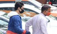 Aryan Khan Advised To Read Novels  In Arthur Road Jail