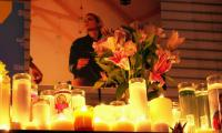 Hollywood Hosts Vigil For Hutchins As Questions Emerge About Baldwin Shooting
