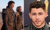 Nick Jonas Reacts To Timothée Chalamet, Zendaya Starrer 'Dune'