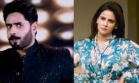 Abrar ul Haq, Saba Qamar amuse fans with new version of 'Baby Shark'