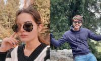 Minal Khan, Ahsan Mohsin Ikram Take Post-honeymoon Trip To Nathia Gali