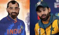 Online abuse: Mohammad Rizwan comes to Mohammad Shami's defence