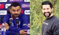 Aftab Shivdasani supports Virat Kohli after 'Rohit Sharma' comment