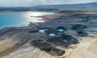 Dead Sea Loses A Third Of Its Surface Area To Sinkholes Since 1960
