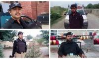 Four Policemen Shot Dead In KP's Lakki Marwat