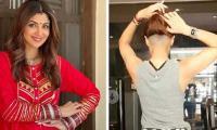 Shilpa Shetty's strange haircut reason disclosed