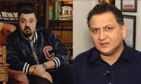 Ahmed Ali Butt asks Nauman Niaz to 'Respect your heroes' after public outburst