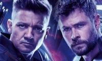 Jeremy Renner jokingly calls out Chris Hemsworth for stealing Thor's hammer