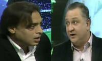 Dr Nauman Niaz, Shoaib Akhtar Taken Off Air By PTV Following Spat