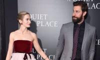 Emily Blunt dishes on her early romance with John Krasinski